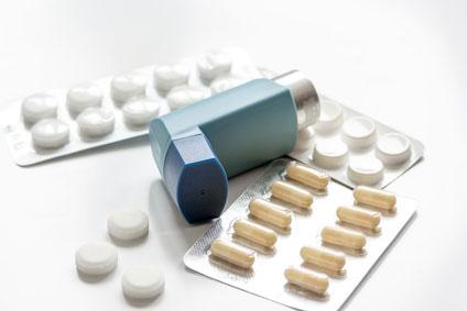 Pillen und Tabletten zur systemischen, inneren Anwendung bei Allergien