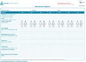 Vorschaubild Neurodermitis-Tagebuch