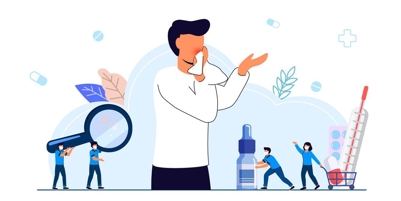 Hyposensibilisierung bei Allergie - ©JulsIst - stock.adobe.com